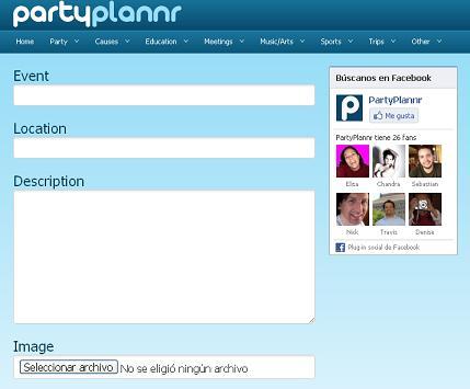 partyplannr