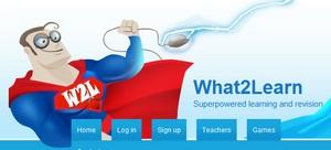 What2learn, plataforma para fines educativos