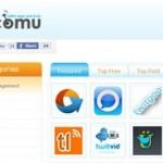 Locomu, aplicaciones para Twitter
