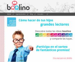 Boolino - una red social de libros infantiles