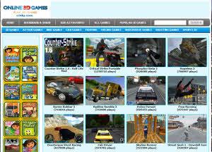 Online3DGames - cientos de juegos 3D online gratis
