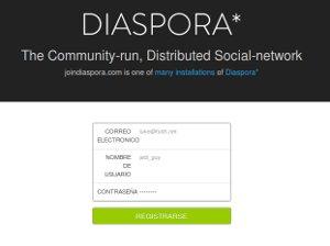 Red Social Diaspora la alternativa a Facebook