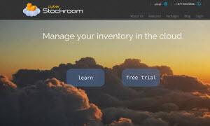 Cyber Stockroom - llevar un inventario online de stock