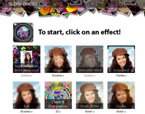 SuperPhotoApp - aplicar efectos a nuestras fotos