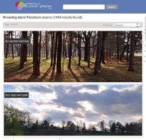 Haz que tu portada de Facebook luzca maravillosa con FB Cover Photos
