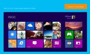 Windows 8 cover photo creator - crea tu portada de Facebook igual a Windows 8