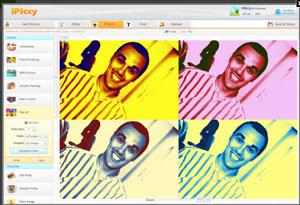 iPiccy - editor de fotos con efectos y filtros