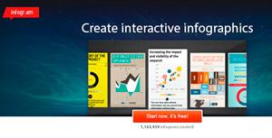 Infogr.am - crear y compartir infografías