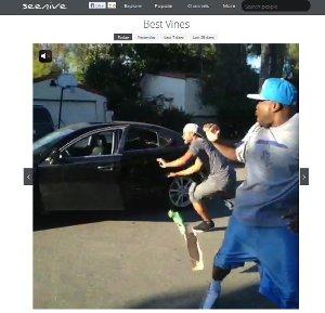 Seenive es un sitio web desde el que podemos ver los mejores vídeos subidos a Vine. Para quien todavía no lo sepa, o tenga en claro, Vine es un sitio de videos que pertenece a Twitter. En el hay videos de unos 6 segundos de duración.