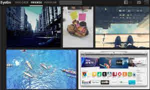 EyeEm - red social para fotógrafos