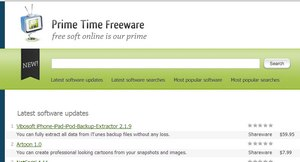 prime time freeware