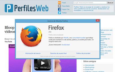 Firefox 27 mozilla