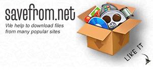 SaveFrom.net - Descargar archivos y videos desde los sitios más popularesue