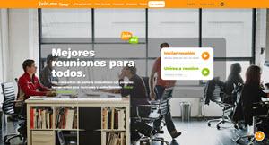 Join.me es una plataforma online para realizar videoconferencias usando una combinación entre una aplicación y el navegador.