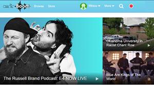 AudioBoom - red social para compartir mensajes de audio