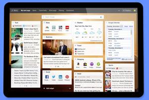 Start.me - crear, organizar y gestionar favoritos y RSS