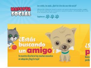 Mascota Social - red social para los dueños de mascotas