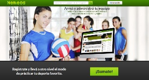Nemeos - red social para deportistas